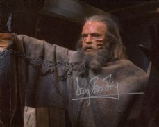 P102DB DOUG BRADLEY SIGNED 10X8 PHOTO GUARANTEED AUTHENTIC AUTOGRAPH …